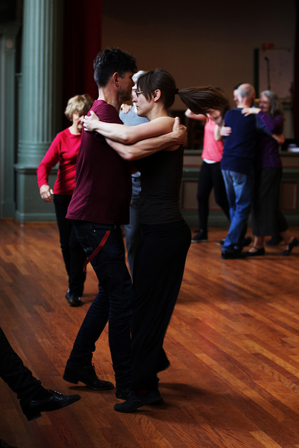 Dans- og spelmaraton