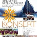 Bergen Juniorspelmmanslag spelar konsert i Greighallen