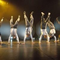 Laus, danseforestilling bygd på lausdans. Foto: Sigmund Krøvel-Velle.